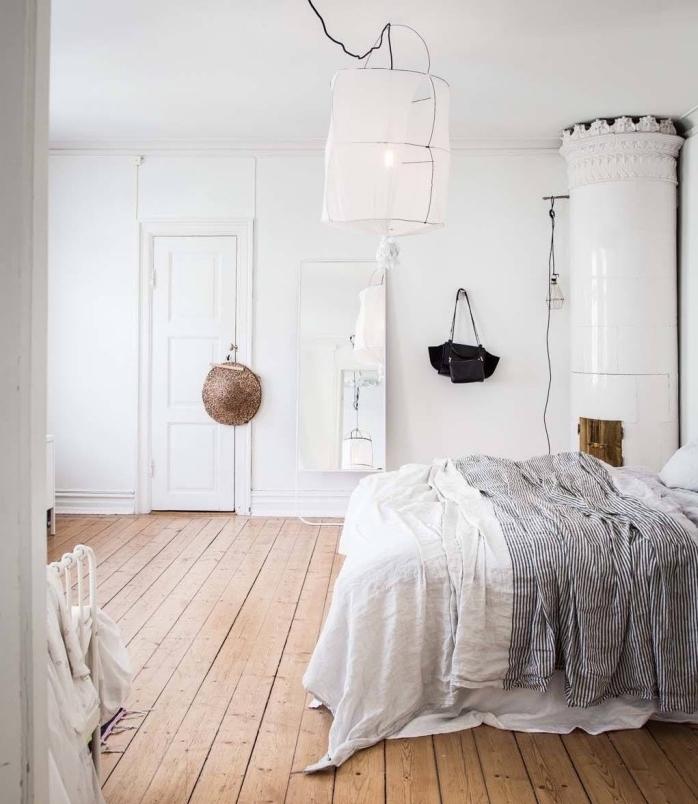 Conseils Et Exemples De Déco Intérieur Dinspiration - Canapé convertible scandinave pour noël modele de chambre a coucher