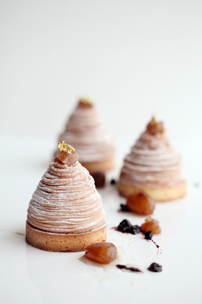 le mont-blanc est parmi les dessert à la crème de marron les plus populaires, que faire avec des châtaignes