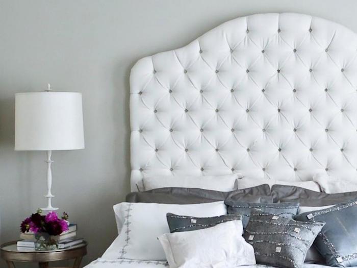 couleur gris perle pour chambre couleur taupe en dco. Black Bedroom Furniture Sets. Home Design Ideas