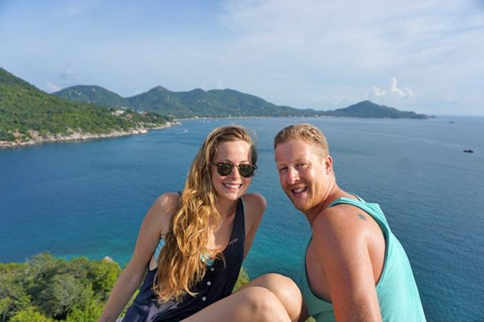Images droles amour photos romantique couple à la plage blogger couple au bord de la mer belle photo