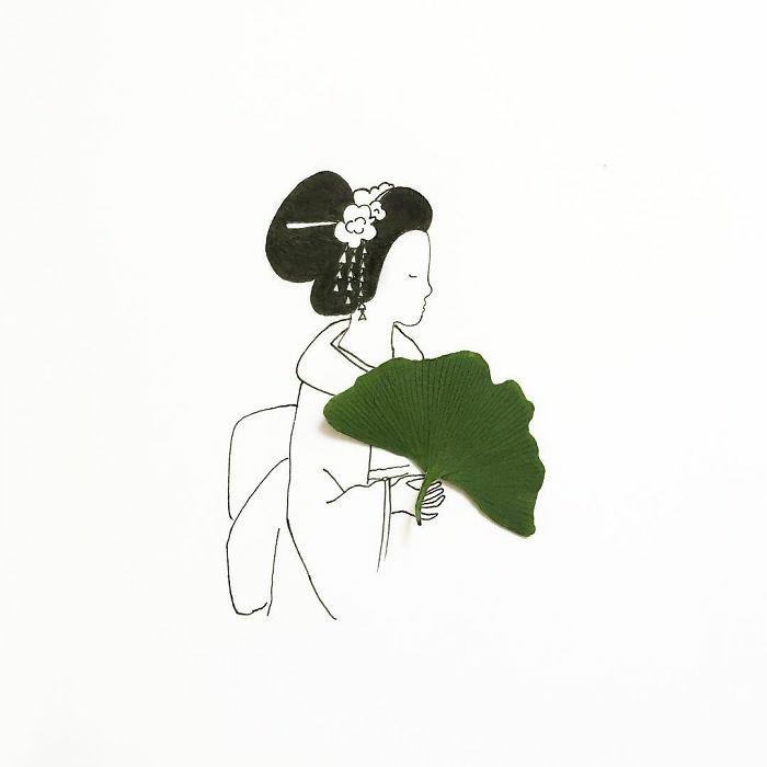 Dessin facile fille dessin bapteme fille dessin de fille en bikini cool idée quoi faire diy femme japonais geisha