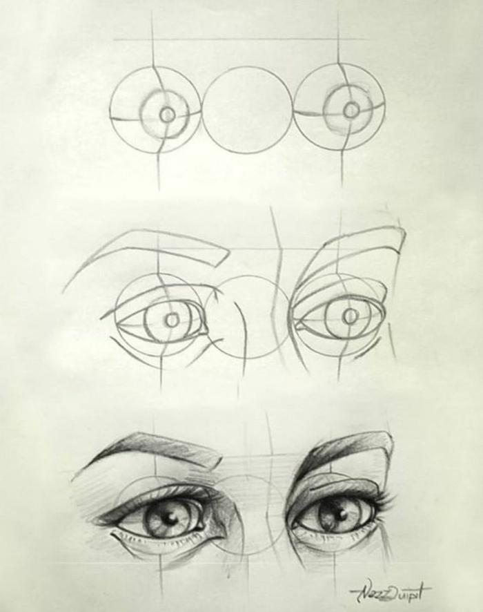 Petite fille dessin animé dessins fille dessin visage fille dessins de filles dessiner des yeux etapes