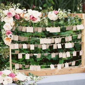 Plus de 70 idées de plan de table original pour mariage. Réservez un accueil spécial à vos invités