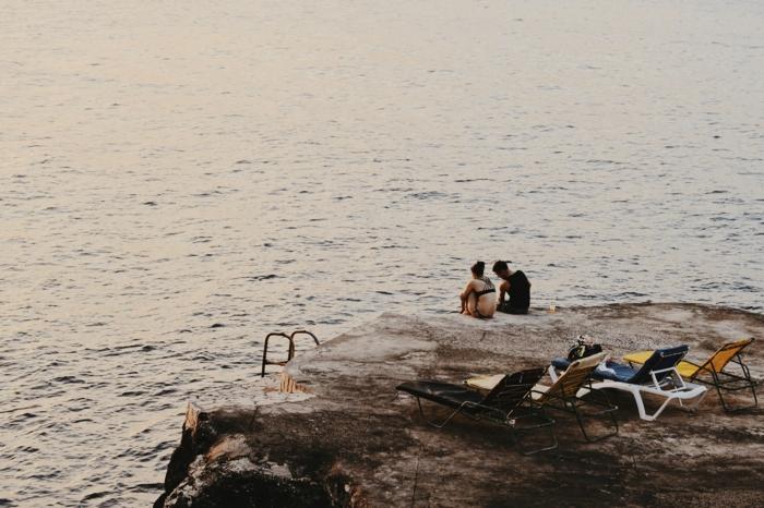 Google photo d amour couple amoureux photos couples plages sur roches au bord de la mer