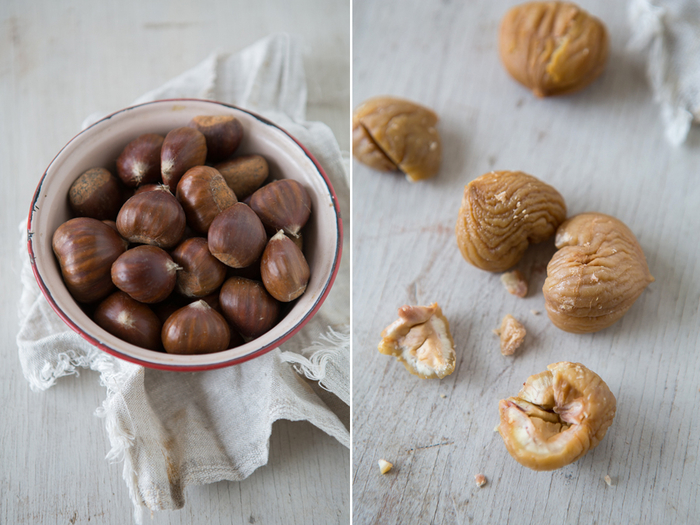 recette facile à trois ingrédients de crème de marrons et de noix de coco, conseils pour une cuisson des marrons réussie