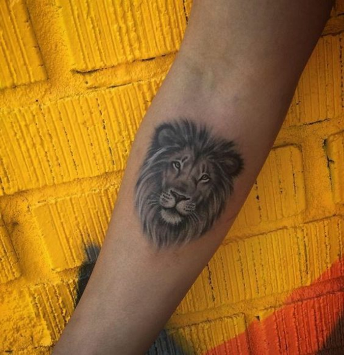Lion tatoo the lion tattoo idée lion art tattoo loin tatoo lion tattoo portrait lion