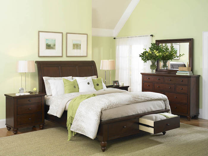 1001 id es quelle couleur va avec le marron 50 id es en photos. Black Bedroom Furniture Sets. Home Design Ideas