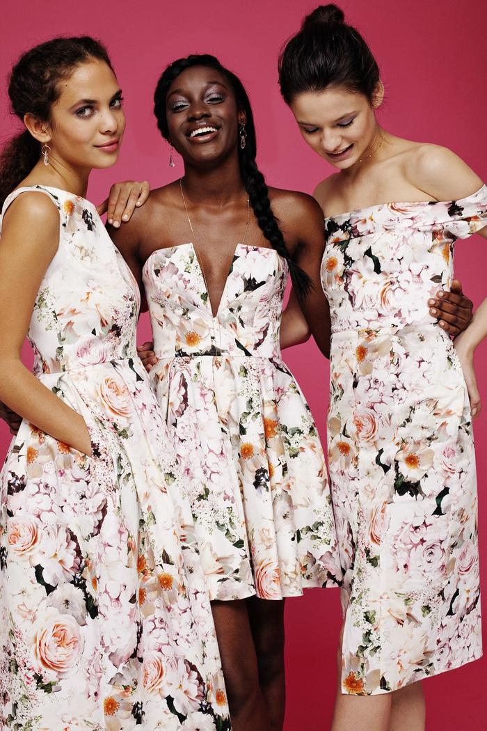 75fb3dbdd3f Quelle robe de demoiselle d honneur choisir   110 looks inspirés des  dernières tendances ...