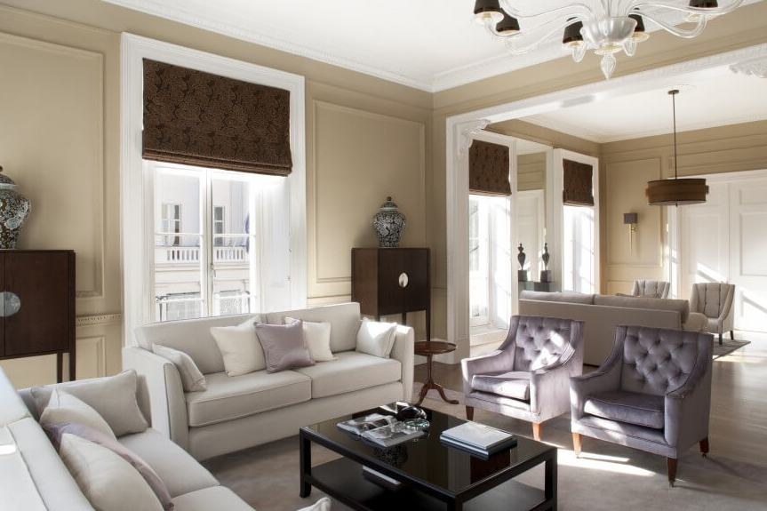 10 Large Living Room Ideas To Fall In Love With: Salon Taupe - Notre Jardin D'idées En 57