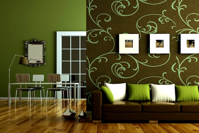 deco quelle couleur avec du marron. Black Bedroom Furniture Sets. Home Design Ideas