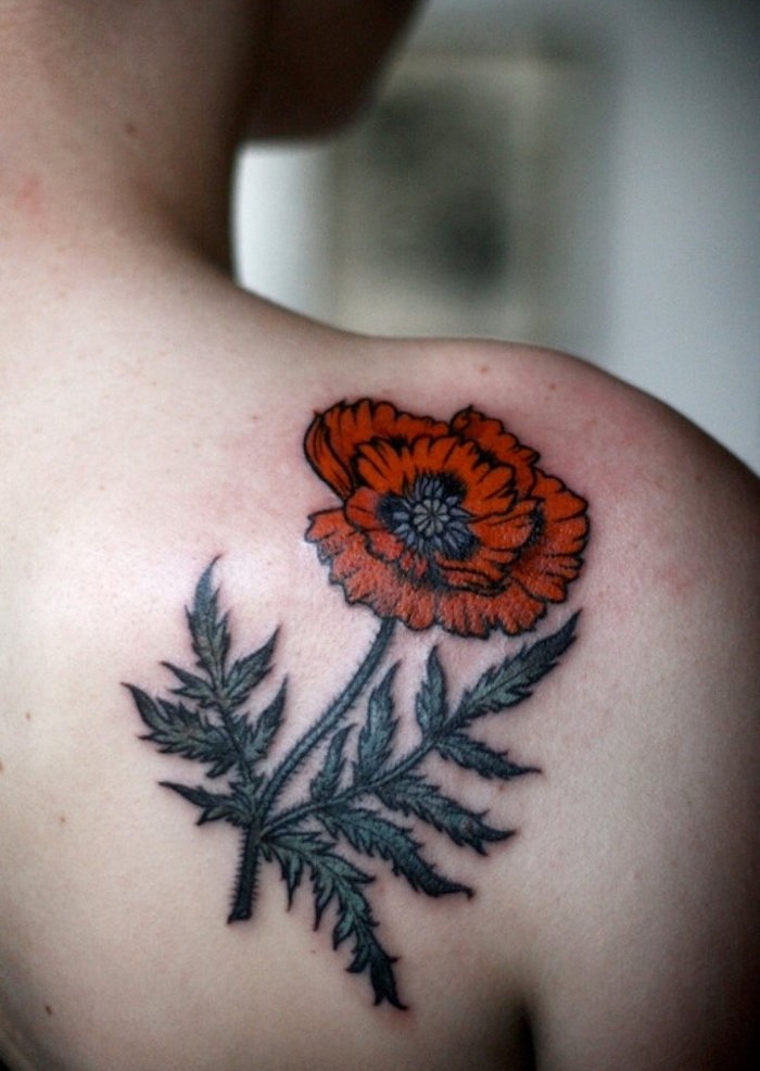 Tattoo fleur black work tattoo dot art hand drawn engraving fleur de lis vintage lily isolated - Tatouage fleur dos ...