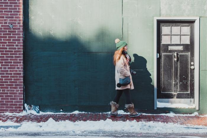 Mise tenue comment porter des timberland homme botte hiver neige