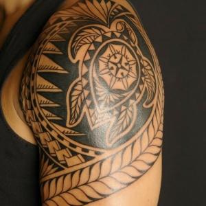 Les beaux designs pour tatouage tortue - plongez dans le monde grâcieux de ta tortue de mer