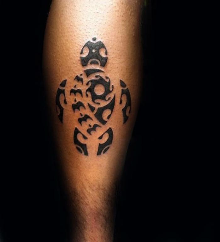 1001 Idees Magnifiques Pour Votre Tatouage Tortue