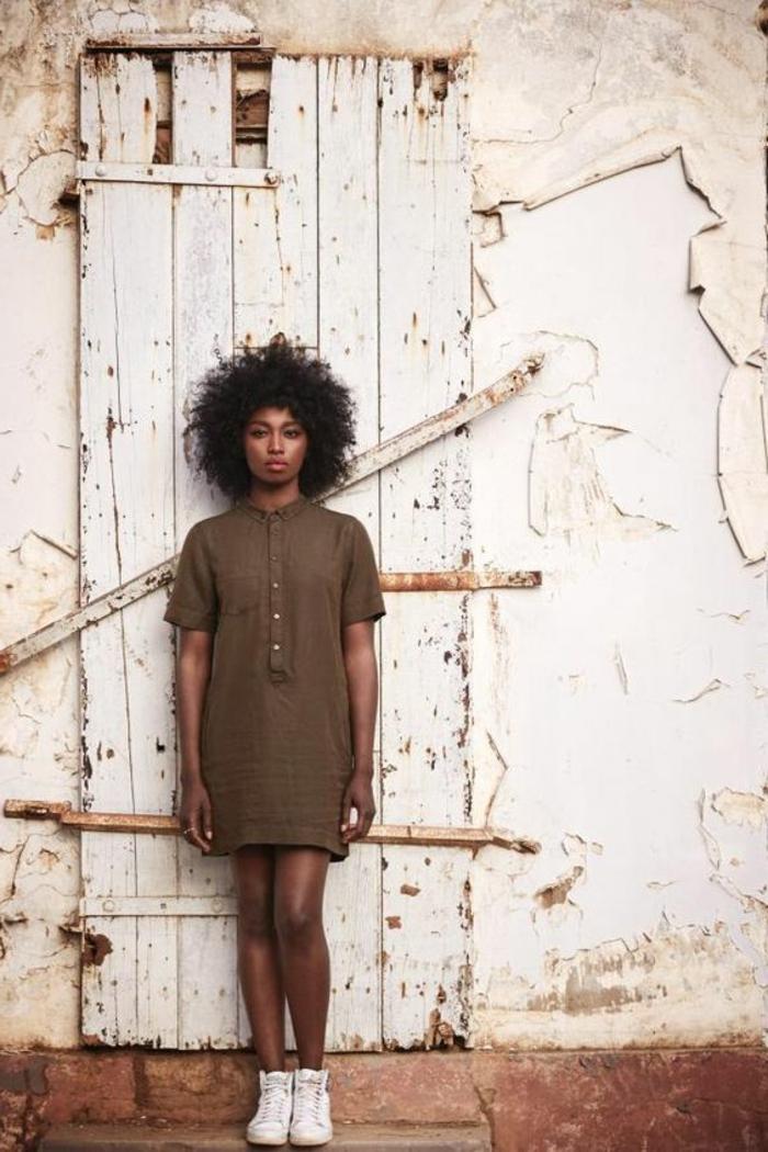 Modèle vetement saharienne femme robe devernois idée tenue cool idée comment s habiller été