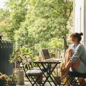 Balcon ou terrasse zen - retrouvez la paix à l'extérieur grâce à nos conseils et exemples déco