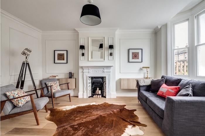 mobilier nordique et meubles style scandinave design simple