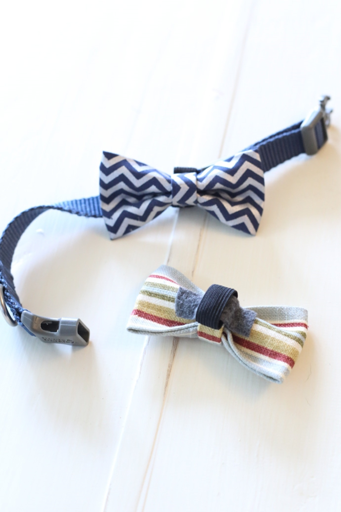 Faire un noeud papillon en tissu facile diy couture facile idée diy comment faire