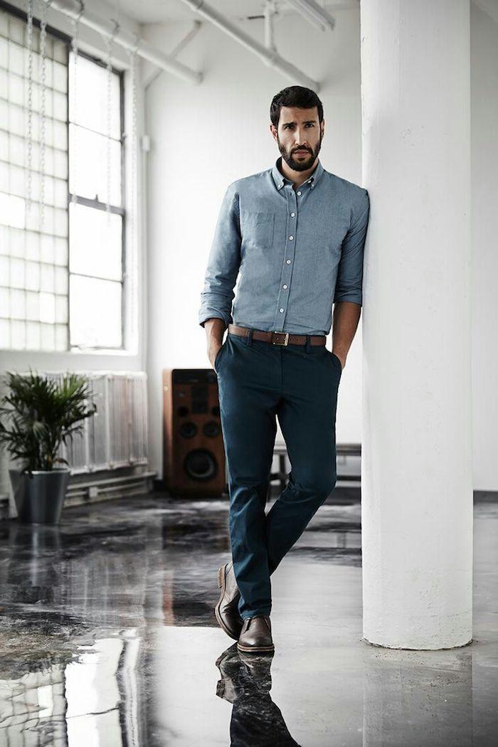comment bien s habiller, look professionnel homme, comment assortir les accessoires
