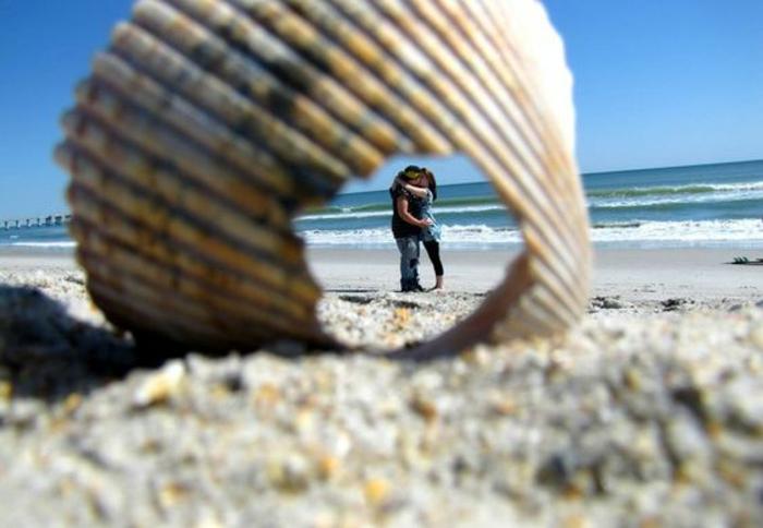 Des photos d amour image couple sensuelle images amoureux mer