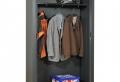 L'armoire métallique s'invite dans tous les types d'intérieurs