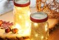 Illuminez la déco avec une lampe bocal originale – 90 idées fascinantes pour une déco lumineuse