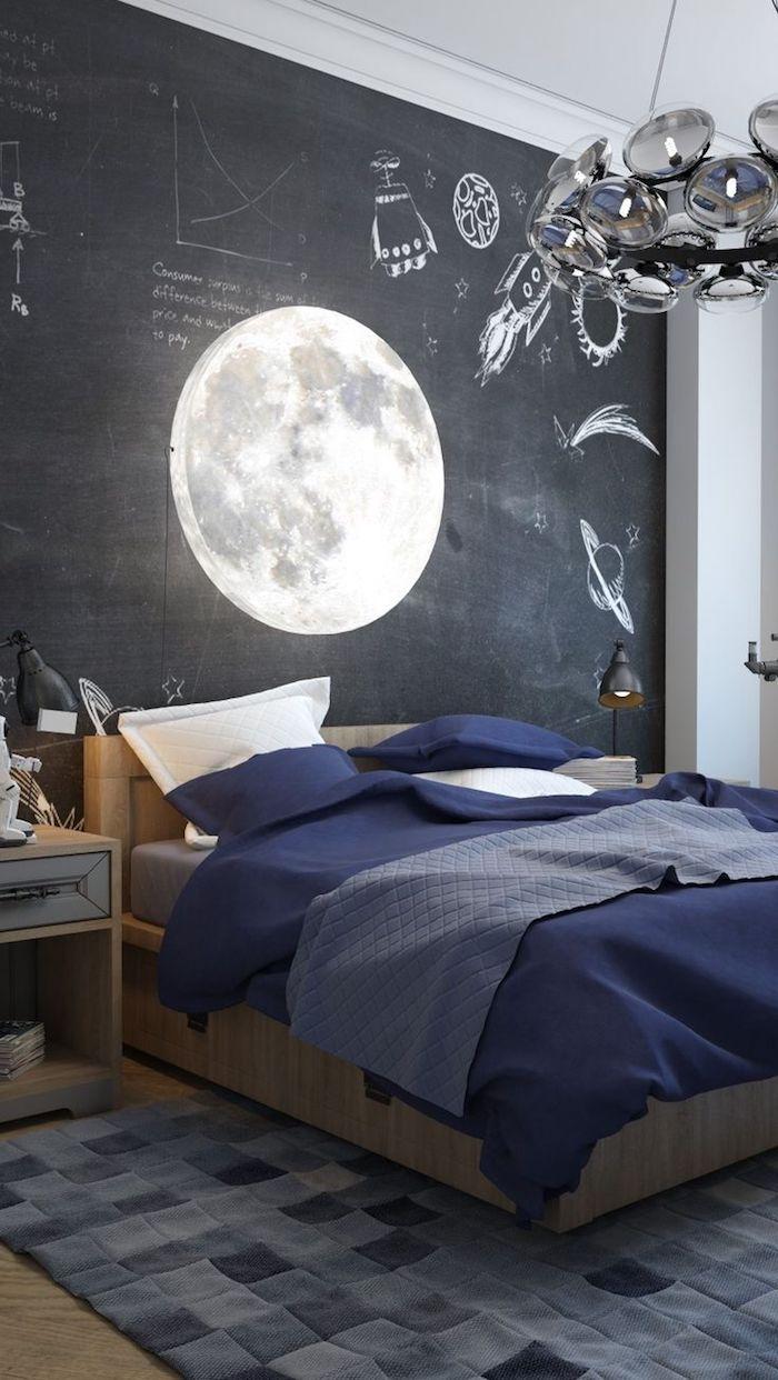 Modele Chambre Fille Ado ▷ 1001 + idées comment aménager la chambre ado