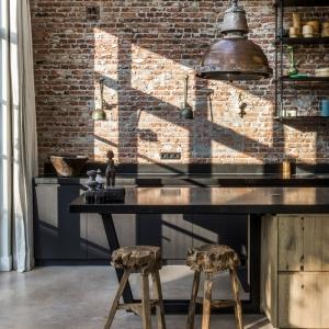 La révolution industrielle dans la cuisine - plus de 100 astuces déco pour aménager une cuisine style industriel