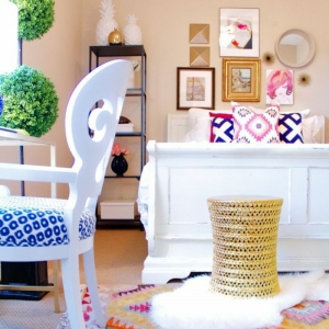 Décoration chambre adulte - quelles couleurs, quelles matières? 83 idées