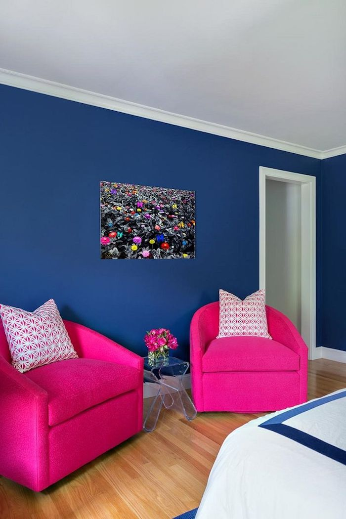 Beautiful Chambre Multicolore Fille Ideas