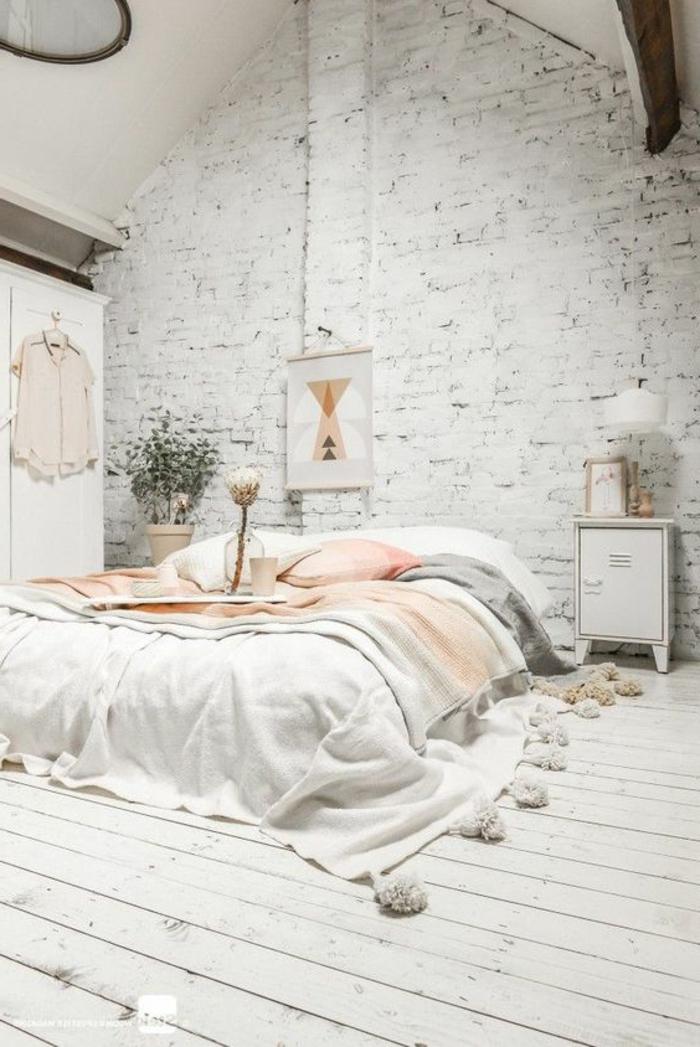 1001 id es pour une d coration chambre adulte comment structurer son espace. Black Bedroom Furniture Sets. Home Design Ideas