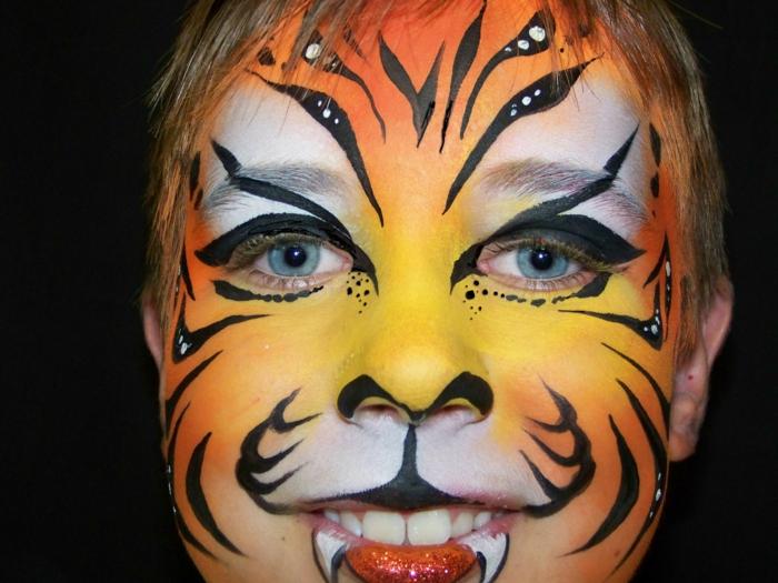 l halloween approche trouvez le meilleur maquillage pour enfants obsigen. Black Bedroom Furniture Sets. Home Design Ideas