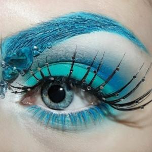 Trouvez le meilleur maquillage reine des neiges pour l'Halloween