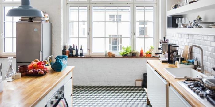 Perfect share with meuble cuisine frigo for Deco utile cuisine