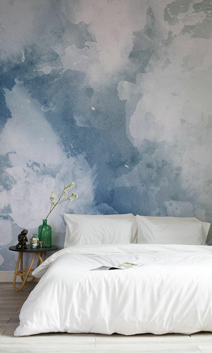 Décoration Chambre Adulte Mur Blanc ▷ 1001+ idées pour une décoration chambre adulte + comment