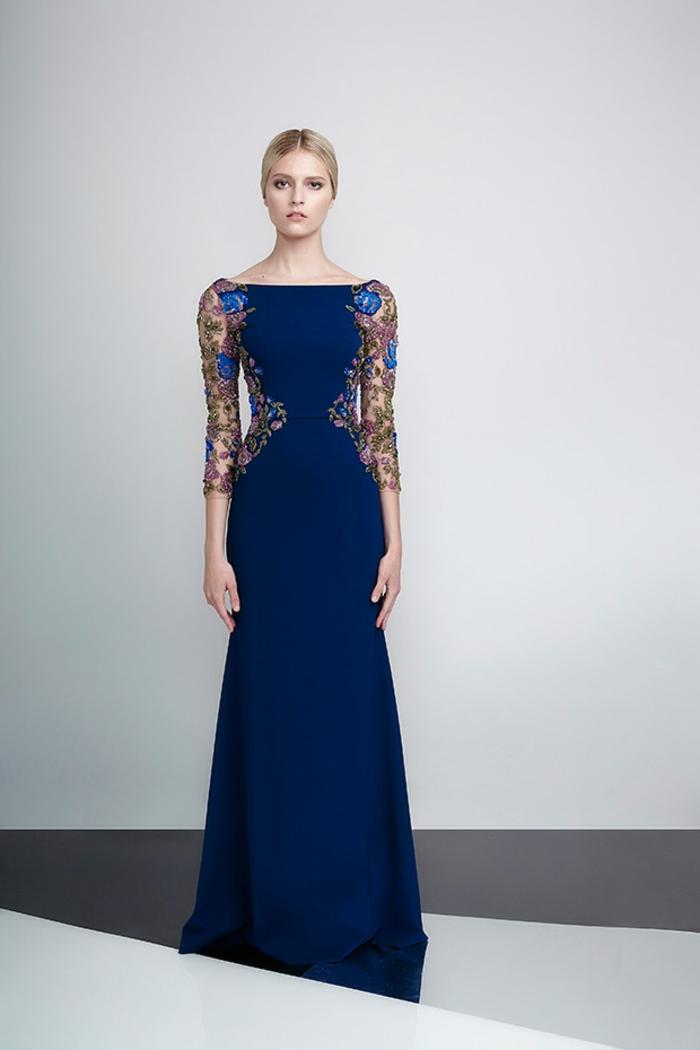 1001 id es pour une robe de c r monie femme les mod les for Robes d allure de mariage