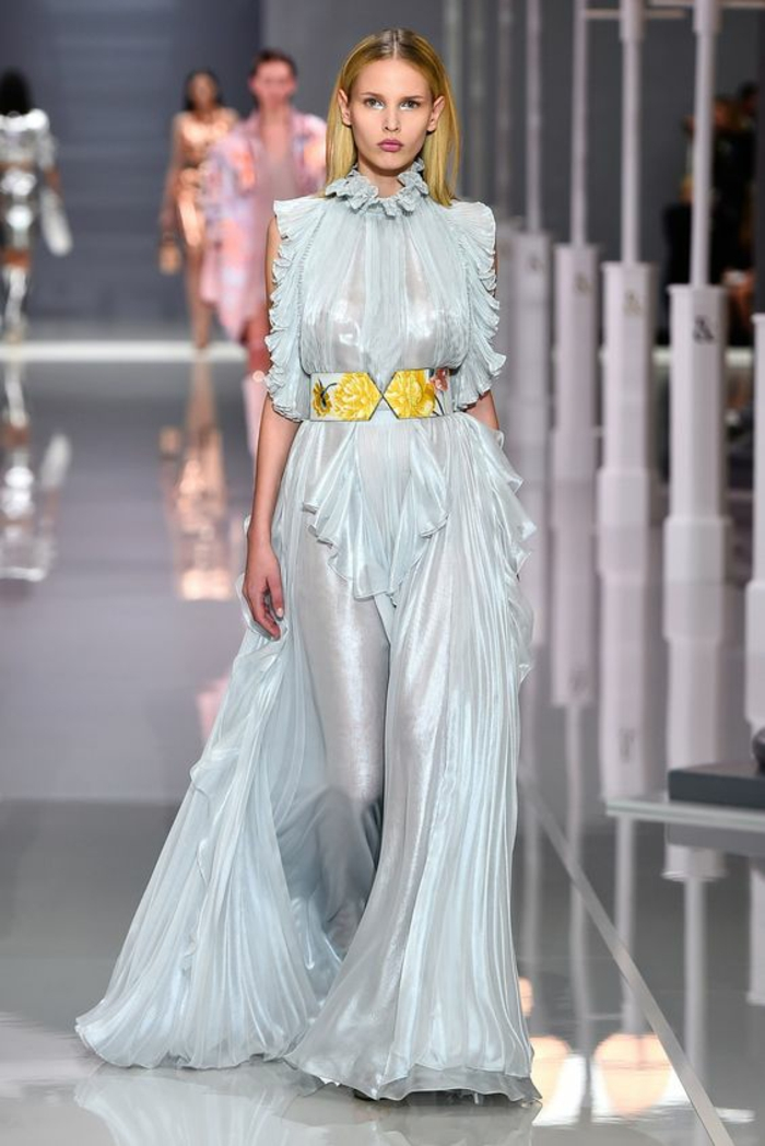 Robe cocktail haute couture 2018