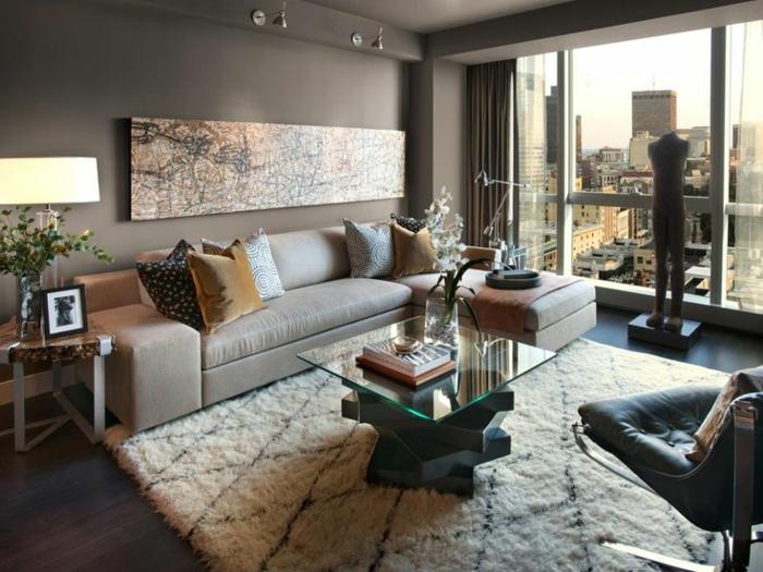 1001 id233es de d233coration pour votre salon cosy et beau