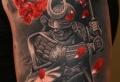 Tatouage samourai – Le tattoo des guerriers