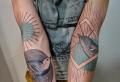 Des formes géométriques dans la peau – plus de 60 idées pour un tatouage géométrique original