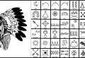 Le tatouage indien en 65 photos originales avec une guide des significations ethniques
