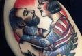 Tattoo pin up – Le charme à l'ancienne