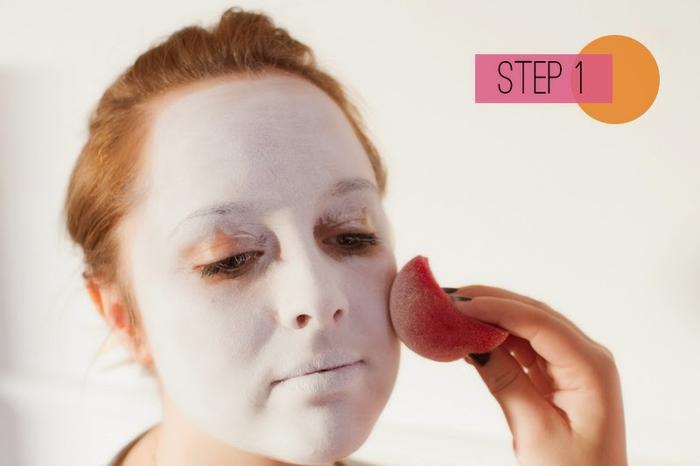comment réaliser un maquillage halloween femme facile inspirée de la fête des morts mexicaine
