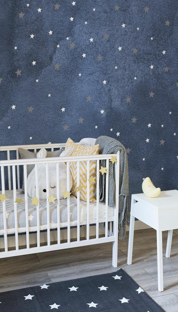 ▷ 20+ Idées pour une chambre bébé en bleu canard + des