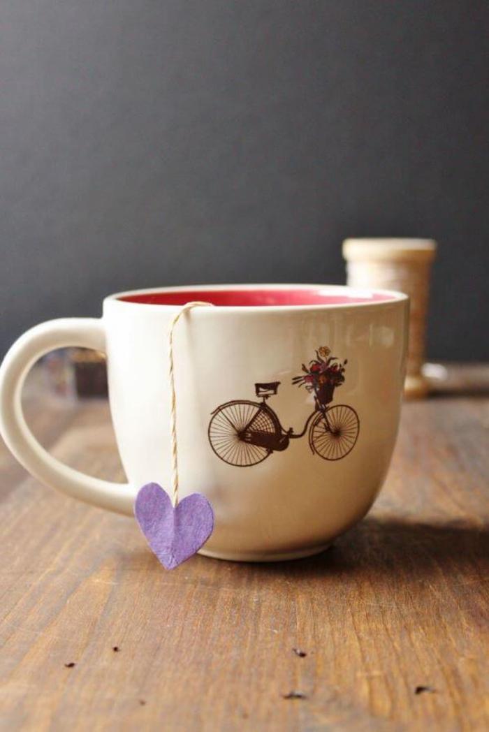 le cadeau à faire soi-même parfait pour l'automne, apprenez comment faire des sachets de thé maison à partir de filtres à café