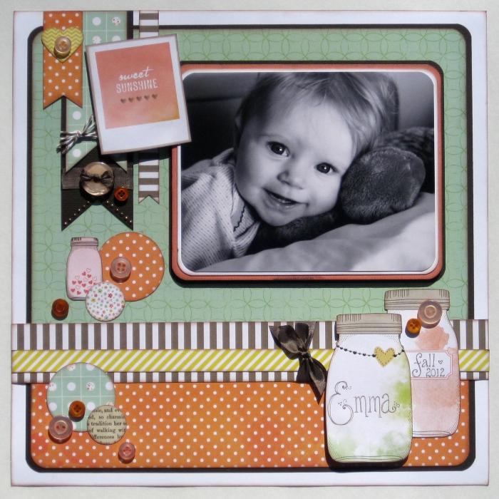 activité manuelle maternelle, collage bébé sur une page blanche avec ruban adhésif et papier coloré