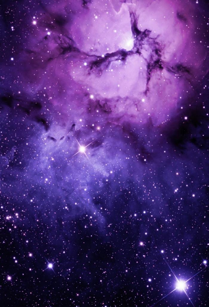 Décoratif fond d écran iphone 5 fond d écran iphone hd galaxie jolie image violet et bleu