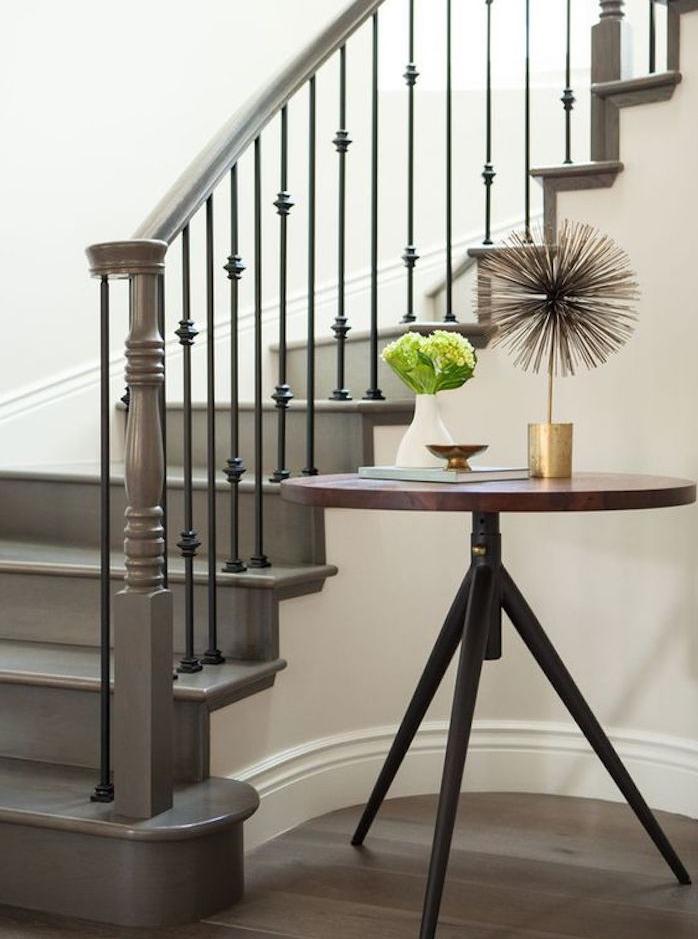 escalier gris lit mezzanine places great lit personnes mezzanine lit mezzanine avec escalier et. Black Bedroom Furniture Sets. Home Design Ideas