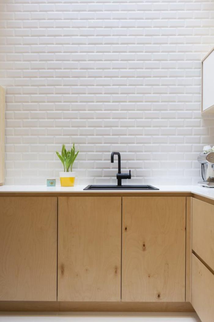 peindre des briques dans une cuisine mur de briques d papier peint peinture murale pour le. Black Bedroom Furniture Sets. Home Design Ideas