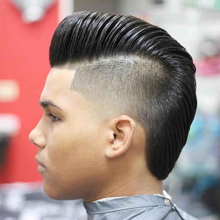 coiffure homme latino